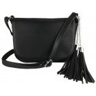 Beautiful handbag with fringes. New HIT
