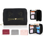 Beautiful charming women's wallet kitty PS159