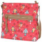 Women's handbag A4 OWL NEW 2478 women's ha