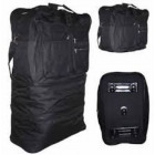 Suitcase travel bag on wheels TB08 140 LITERS