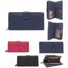 Piękny portfel portmonetka damska kolory PS113