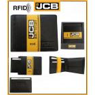 Elegante JCB52 RFID Herren Leder Geldbörse