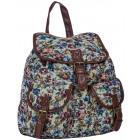 FB45 Vintage Backpack Women's School Urban bac