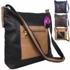 Capacious handbag women's handbag FB161 MULTI