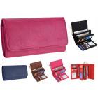 Beautiful women's elegant wallet PS43 colors