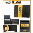 An elegant JCB leather wallet JCB51