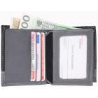 Elegant NC37 MNC RFID men's wallet