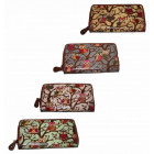 PS81 Lacquered Owls Women's wallet wallets