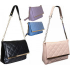 Beautiful Quilted Women's Handbag Mix Color
