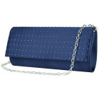 Beautiful clutch with a Dorothy Per chain