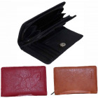 A capacious, comfortable women's wallet, 70% d