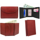 Elegant wallet of men's leather, NC46