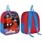 Children's backpack. Backpack Spiderman and cr