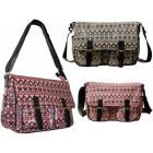 CB159 Aztec Lackierte Handtasche Damen Handtaschen