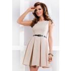 SWEATER DRESS - beige 6-1