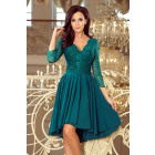210-8 NICOLLE - dress with longer