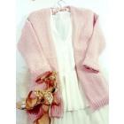 Suéter Boho, chaqueta de punto, de alta calidad, r