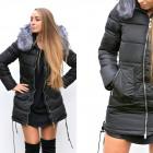 Jacket, warm, coat, quality, pockets, black