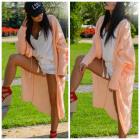 Suéter, abrigo, de largo, la calidad, el fabricant