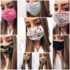 10x Mask coton Streetwear MIX Designs