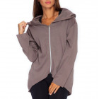 Hooded, cappuccino, unisize
