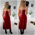 Skirt, dress, maxi, pink