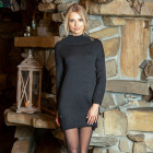 Dress, black, quality, tunic, producer