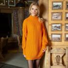 Dress, orange, quality, tunic, producer