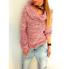 Golf sweater, new, high quality, pink