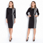 Dress, joined, matched, producer, black