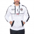 SWEAT HOMME Geographical Norway CAPUCHE ZIPPÉ GAST