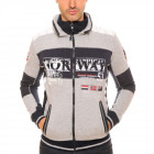 SWEAT HOMBRE ZIPAROUND Geographical Norway Gavrilo