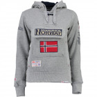El sudor niño Geographical Norway