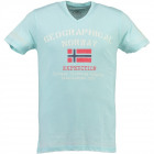 T-Shirt hombre Geograohical noruega