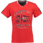 T-Shirt de los hombres Geographical Norway