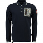 Polo de manga larga niño Geographical Norway