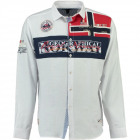 Men's long sleeve shirt Geographical Norway