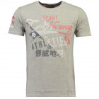 Gyermek Geographical Norway T-Shirt