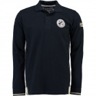 Men's Long Sleeve Polo Geographical Norway