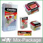 Mix-Package: Camelion Batterien Value Boxes