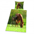 Young collection Horse bed linen