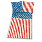 Young Collection: stars and stripes bed linen