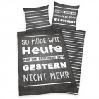 Sayings: Young Collection bed linen