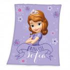 Disney' s Sofia la Primera Fleecedecke
