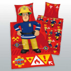 Firefighter Sam bed linen