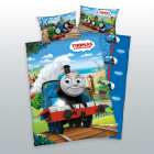 Thomas and his friends bed linen
