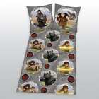 Dragons bed linen
