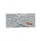 Roadsign Stirnband, grau melange, One Size