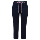Ladies capri pants Cherry Soulmate, navy, assorted