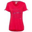 Donne T-Shirt Summer Love, rosso, taglie ordinate